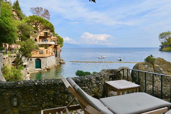 Area Marina Protetta Portofino: nyugalom