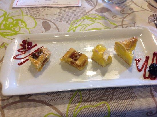 Santa Maria a Monte, Italia: Misto di torte
