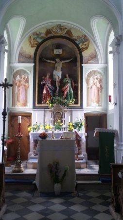 Burgschrofen Kapelle