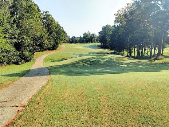 Graham, NC: course