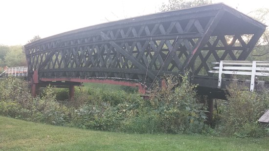 It's Cedar Bridge, but unfortunately burned in April, 2017.