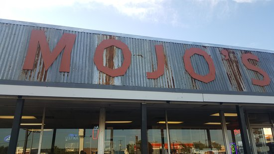 Burleson, TX: Front of Mojo's