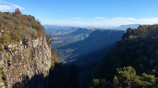 Граскоп, Южная Африка: God´s Window