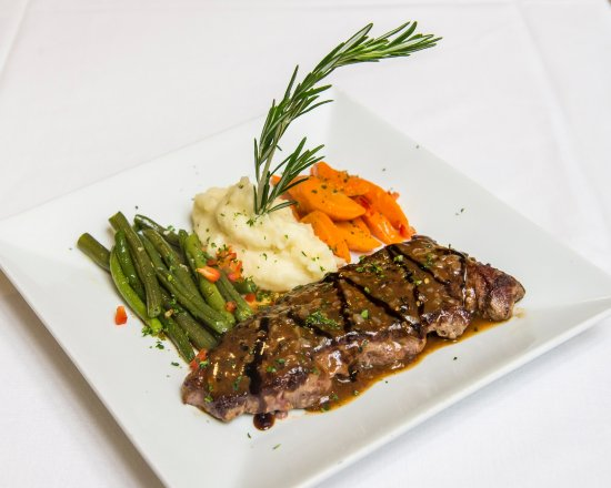 Chevy Chase, MD: Bife Madeira