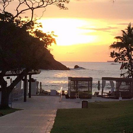 Cap Estate, Σάντα Λουσία: Sunset at Royalton St. Lucia