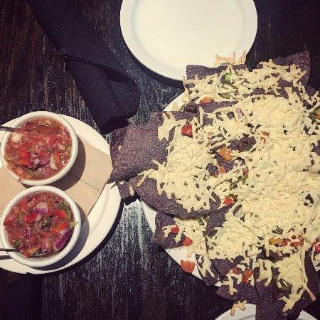 Dartmouth, Canada: Vegan nachos