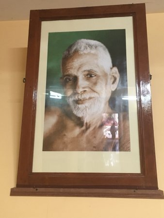 Sri Ramana Ashram: Shri Ramana Maharshi's life started at Tiruchuli, Virudhunagar district and continued at Tiruvan