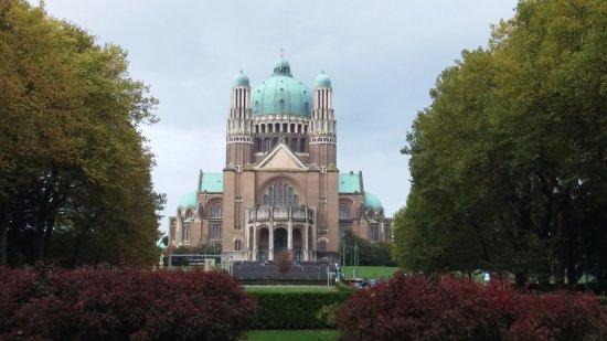 Koekelberg, Belçika: vista