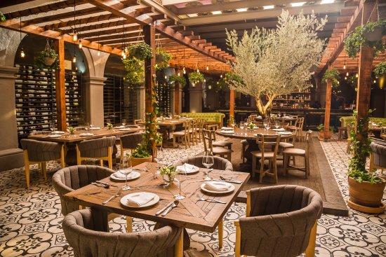 هاسيندا دو جادالوب هوتل بوتيك: Restaurante