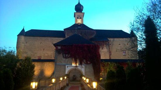 Schloss Gabelhofen Aufnahme