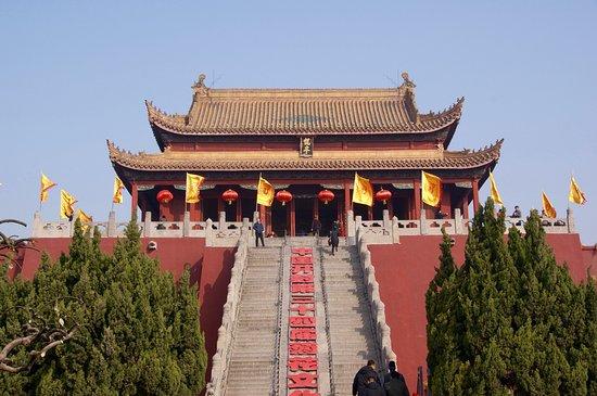 Dragon Pavilion Park (Long Ting) : The Dragon Pavilion