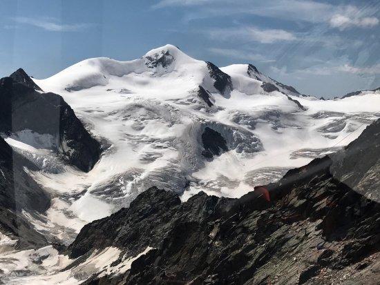 Mittelberg Gletscherexpress - Pitztaler Gletscherbahn