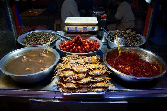 Kaifeng, China: special food