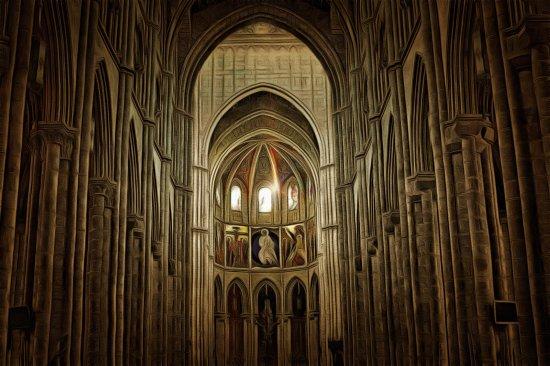 Real Basílica de San Francisco el Grande: Madrid - Real Basilica de San Francisco el Grande - Interior