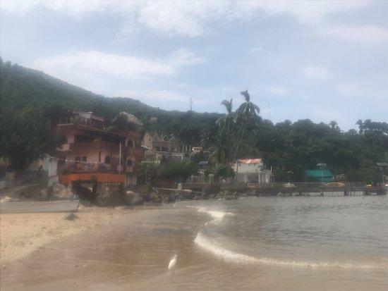 Yelapa Waterfalls: Yelapa village