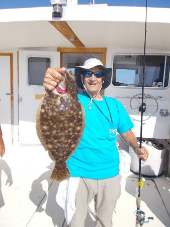 Longport, NJ: Deep Sea Fluke Fishing