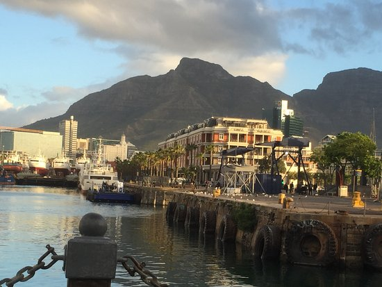 Vredehoek, South Africa: The Waterfront