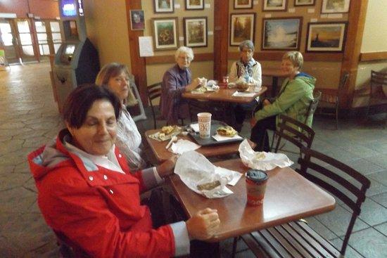 Grimsby, Canadá: Yummy food
