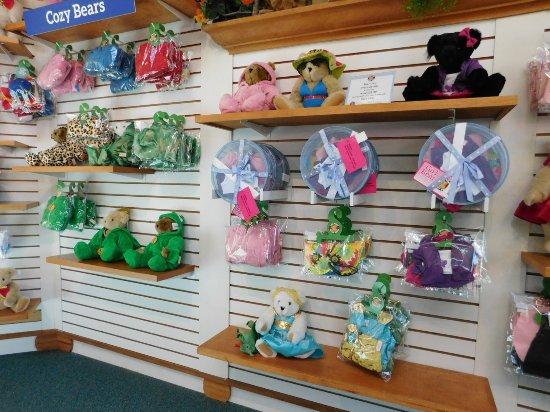Vermont Teddy Bear Company: un plaisir pour les enfants comme pour les grands