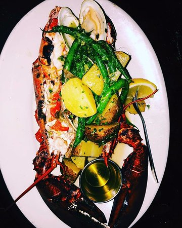 Lobster picture of farmer the fish gramercy new york for Gramercy farmer and the fish