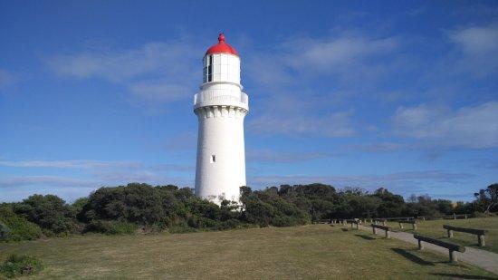 Cape Schanck, Australien: lighthouse