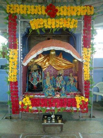 Mandir shri kalian ray ji maharaj jhua darshanl-karauli