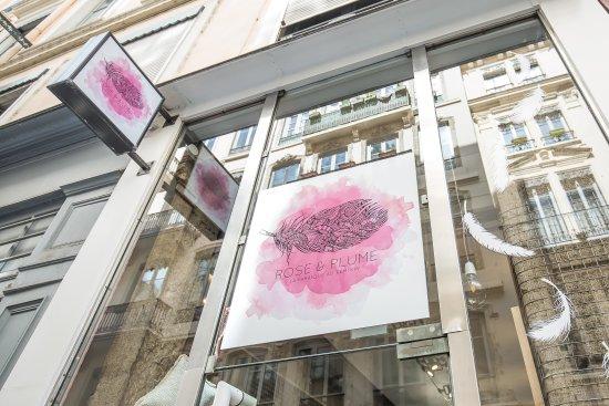 Rose et Plume - La fabrique au feminin