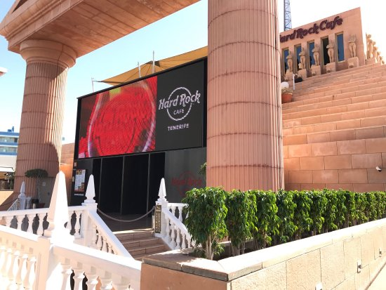 Hard Rock Cafe Tenerife: photo5.jpg