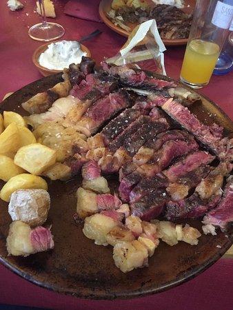 Lucena, España: Restaurante-Asador Suiza
