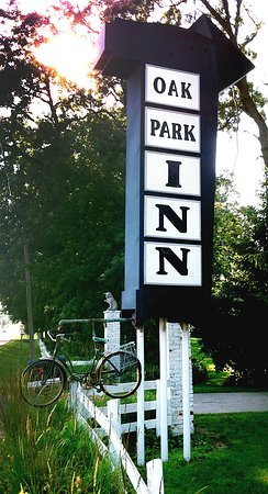 Whitehall, WI: Property has historic significance designation from Historical Society.