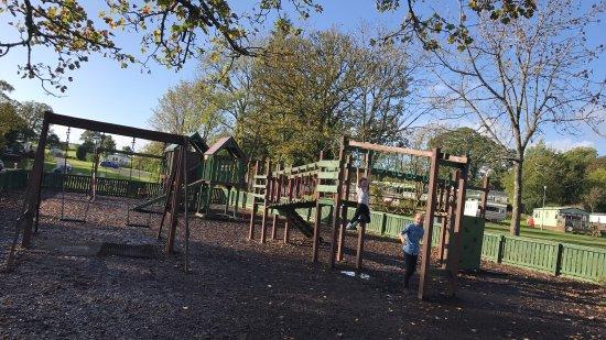 Fintry, UK: Campsie Glen Holiday Park