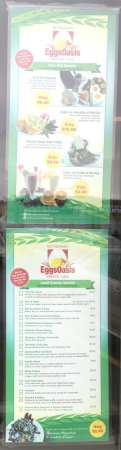 Airdrie, Canada: Eggs Oasis