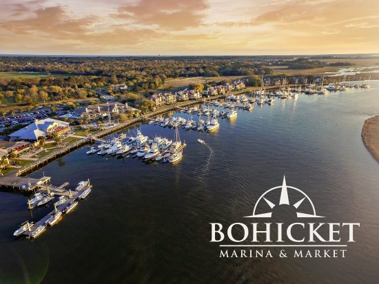 Bohicket Marina and Market
