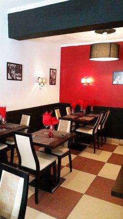 Ganshoren, Belgio: Tables pour 4 ou plus