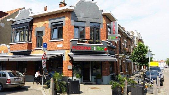 Ganshoren, Belgio: Le restaurant