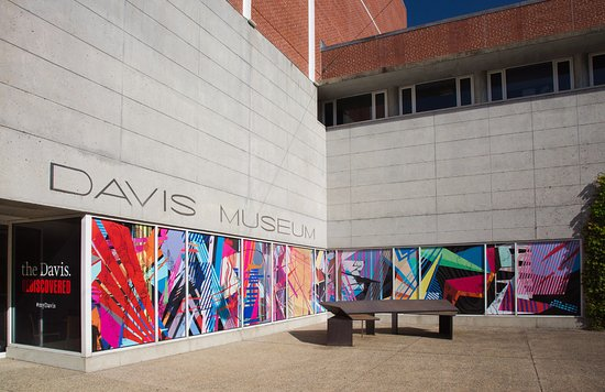 Davis Museum at Wellesley College