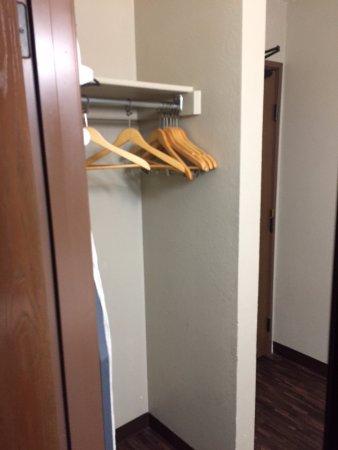 "Econo Lodge Inn & Suites: ""Closet"""
