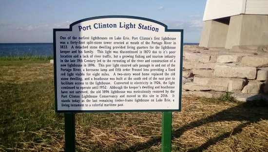 Port Clinton Light Station