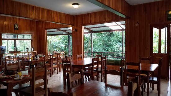 Cala Lodge: Dining Area