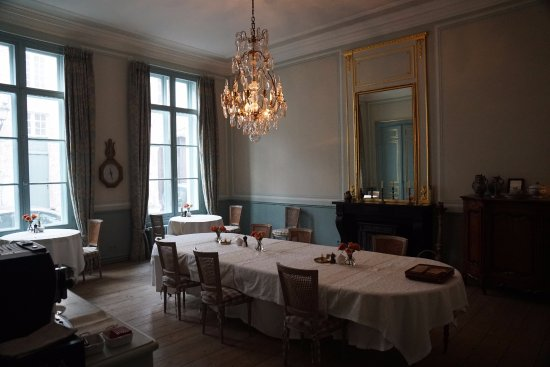 B De Corenbloem Beautiful Dining Room Wake Up Early And Grab The Side Tables