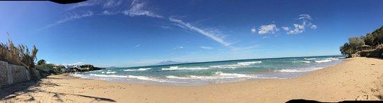 Tragaki, اليونان: Amboula Beach