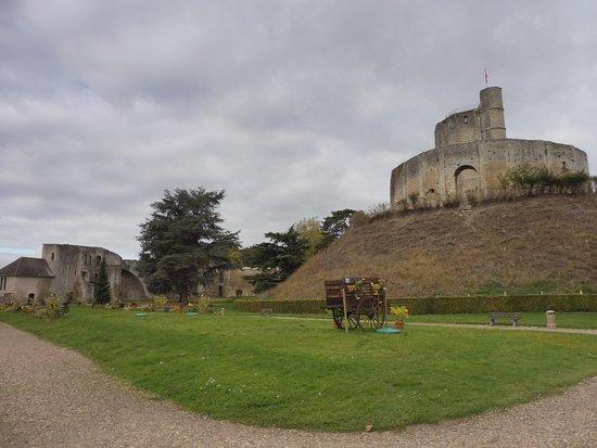 Gisors, Γαλλία: chateau