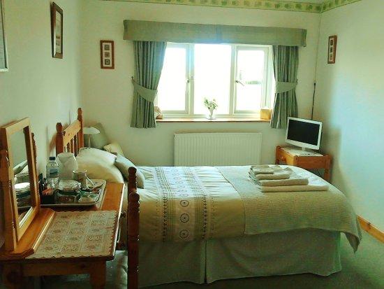 Shepton Mallet, UK: Our single en-suite room