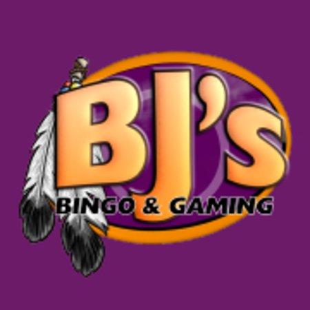 BJ's Bingo & Gaming in Fife, WA - Logo