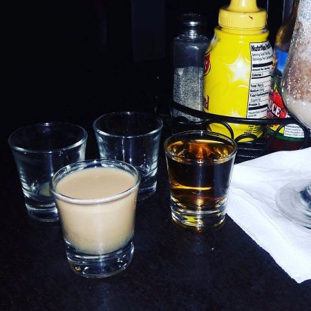 Trincity, Trinidad: Drinks2