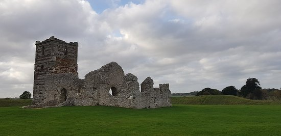 Knowlton Church and Earthworks: 20171012_161706_large.jpg