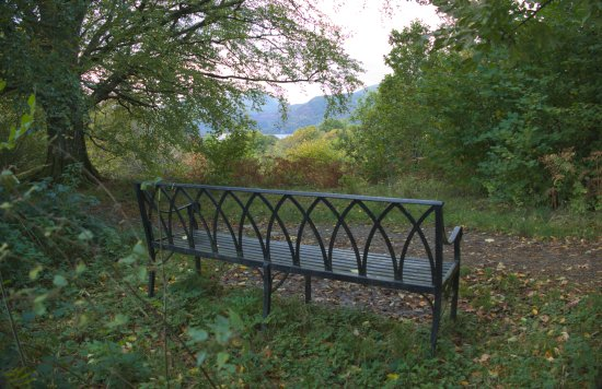 Penrith, UK: Aira Force, grounds, and walk