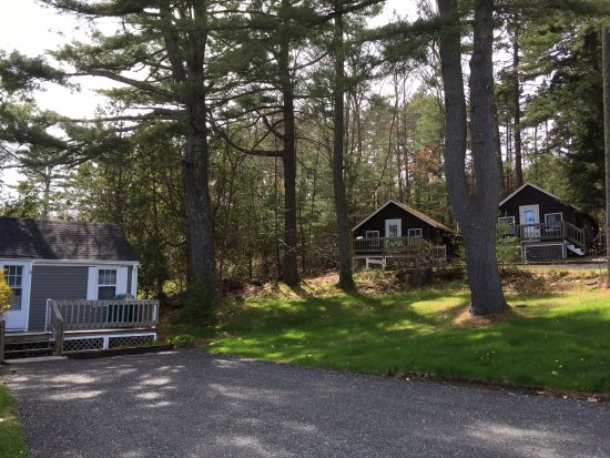 Lincolnville, ME: Outdoor Cottage 10, 3, 4