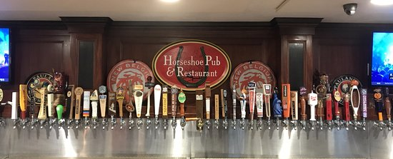Hudson, MA: 80 Beers on Tap