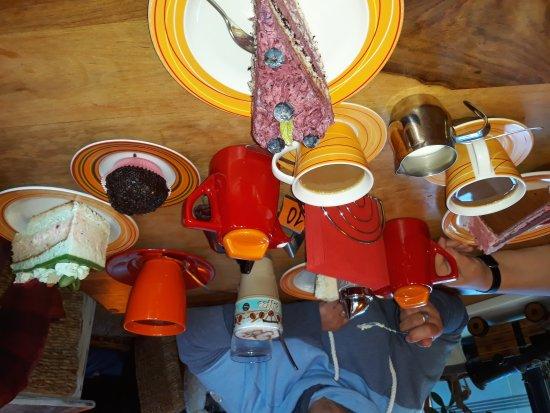 Stein, Germania: Kaffeeklatsch